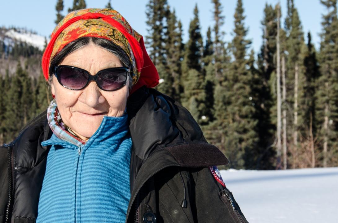 Humans of Labrador, HOL, Elizabeth Panashue